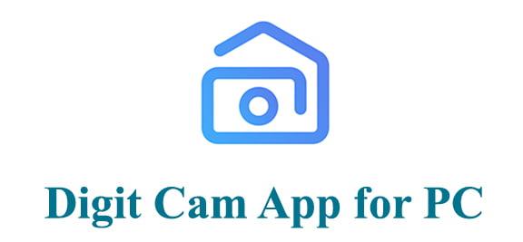 Digit Cam App for PC