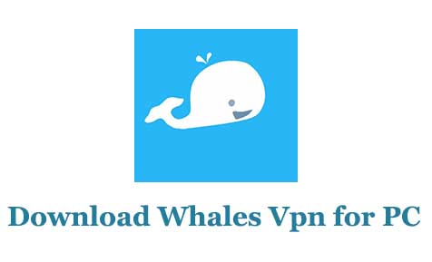 Download Whales Vpn for PC