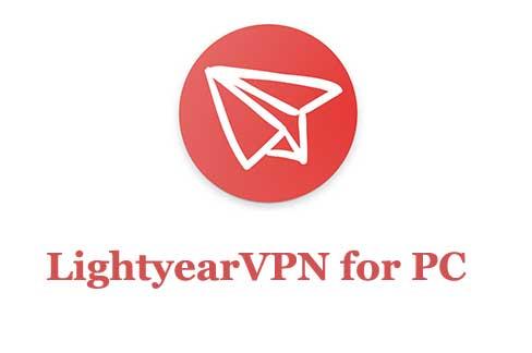 LightyearVPN for PC