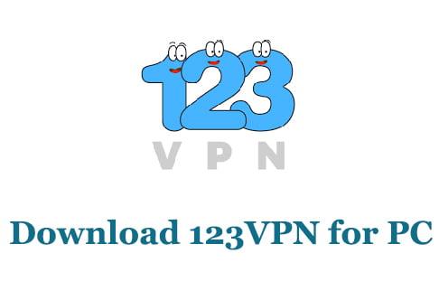 123VPN for PC