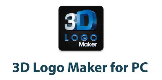 3D Logo Maker for PC
