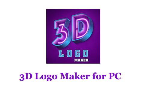 3D Logo Maker for PC