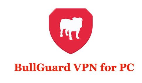 BullGuard VPN for PC