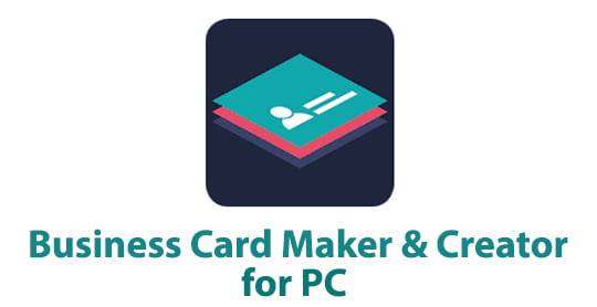 Business Card Maker & Creator for PC