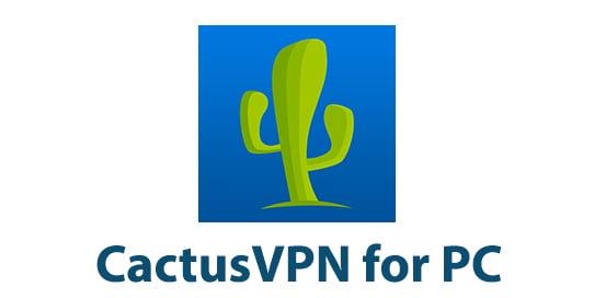 CactusVPN for PC