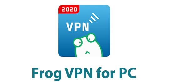 Frog VPN for PC