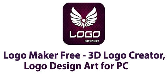 Logo Maker Free - 3D Logo Creator, Logo Design Art for PC
