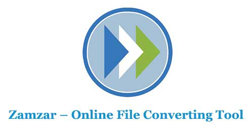 Zamzar – Online File Converting Tool