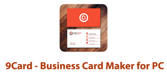 9Card - Business Card Maker for PC