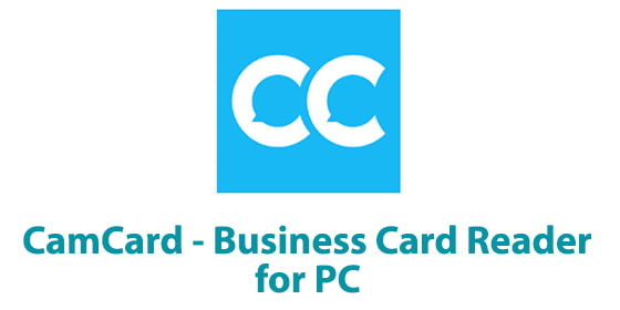 CamCard - Business Card Reader for PC