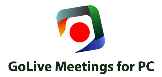 GoLive Meetings for PC
