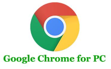 Google Chrome for PC