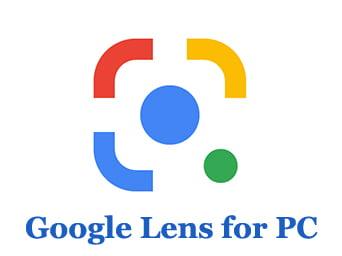Google Lens for PC