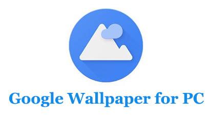 Google Wallpaper for PC