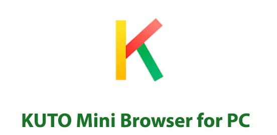KUTO Mini Browser for PC
