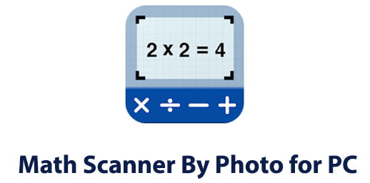 Math Scanner By Photo for PC