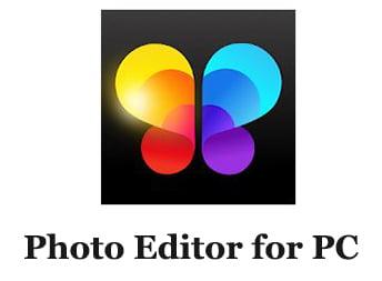Lumii Photo Editor for PC