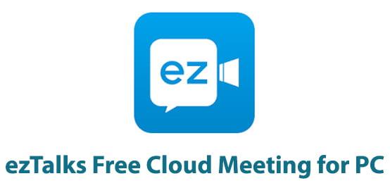 ezTalks Free Cloud Meeting for PC