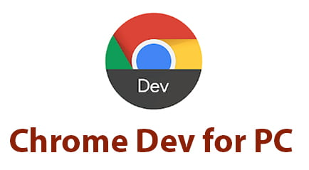 Chrome Dev for PC