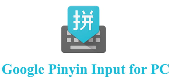 Google Pinyin Input for PC