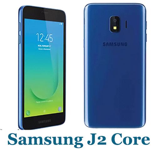 Samsung J2 Core SAR Value (Head and Body)