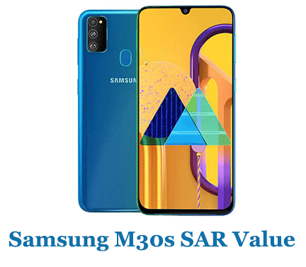 Samsung M30s SAR Value