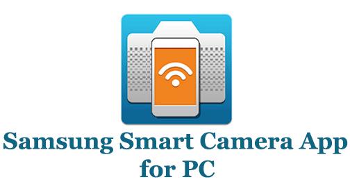 Samsung Smart Camera App for PC