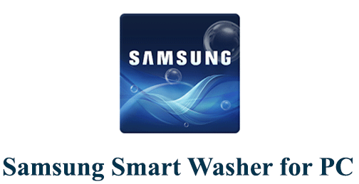 Samsung Smart Washer/Dryer for PC