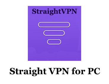 Straight VPN for PC