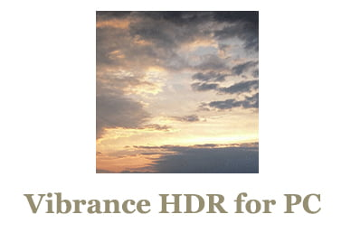 Vibrance HDR for PC