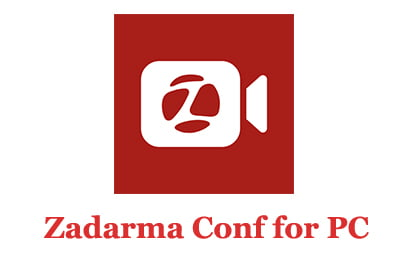 Zadarma Сonf for PC