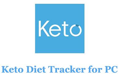 Keto diet tracker App Download for PC