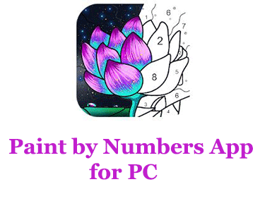 Paint By Number App for PC