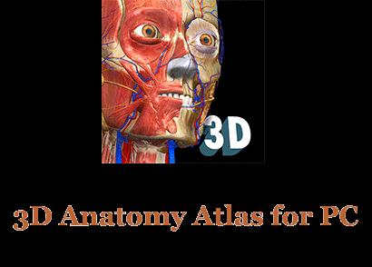 3D Anatomy Atlas for PC (Windows and Mac)