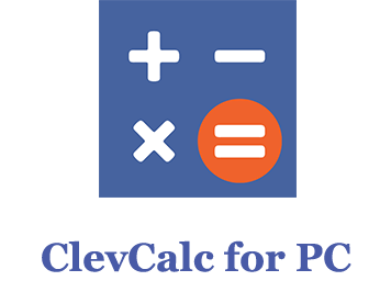 ClevCalc App Download for PC