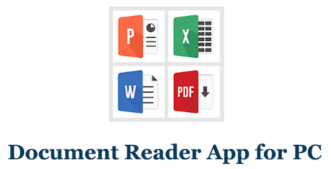 Document Reader App for PC (Mac and Windows)