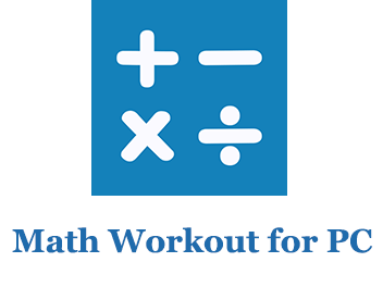 Math Workout for PC