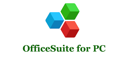 OfficeSuite for PC (Mac and Windows)
