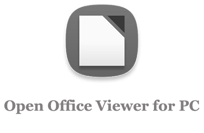 Open Office Viewer for PC (Windows and Mac)