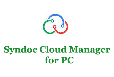 Syndoc Cloud Manager for PC (Windows and Mac)