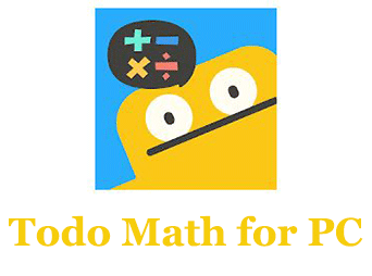Todo Math App for PC