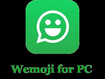 Wemoji for PC (Windows and Mac)