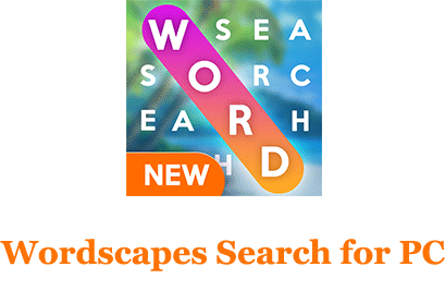 Wordscapes Search for PC