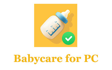 Babycare for PC