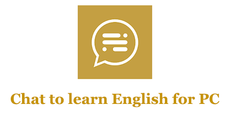 Chat to learn English for PC