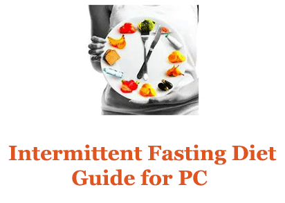 Intermittent Fasting Diet Guide for PC