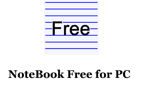 NoteBook Free for PC
