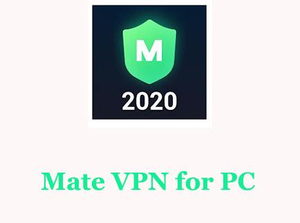 Mate VPN for PC