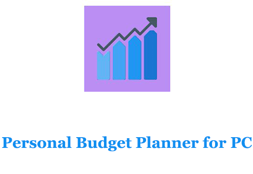 Personal Budget Planner for PC