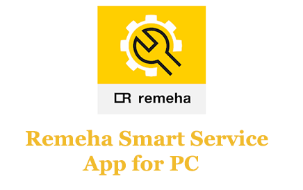 Remeha Smart Service App for PC